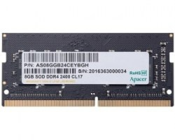 Memorije za notebook-ove: DDR4 8GB 2400MHz SO-DIMM Apacer ES.08G2T.GFH