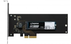 M.2 SSD: Kingston 240GB SSD SKC1000H/240G