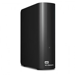 Eksterni hard diskovi: WD 6TB BWLG0060HBK Elements Desktop Black