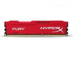 Memorije DDR 4: DDR4 8GB 2933MHz Kingston HX429C17FR2/8 HyperX Fury Red
