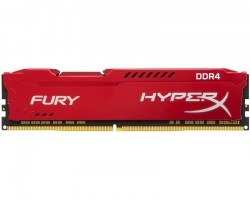 Memorije DDR 4: DDR4 16GB 2933MHz Kingston HX429C17FR/16 HyperX Fury Red