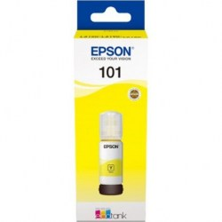 Kertridži: Epson EcoTank Ink Bottle 101 Yellow C13T03V44A