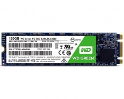 M.2 SSD: Kingston 120GB S120G2G0B Green