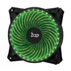 Ventilatori: PC FREEZE 33LED zeleni 12cm