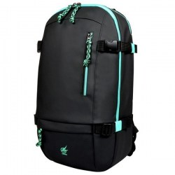 Torbe: Port case AROKH Backpack Black 14/15.6