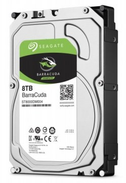 Hard diskovi SATA: Seagate 8TB ST8000DM004 BarraCuda Guardian