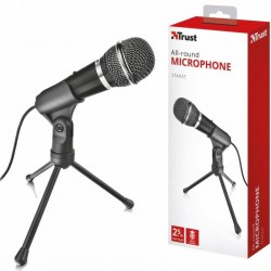 Mikrofoni i slušalice: Trust Starzz All-round Microphone for PC and laptop