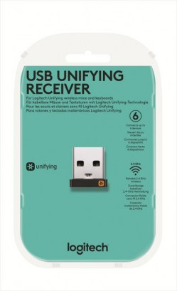 Tastature: Logitech Unifying NANO receiver 910-005236