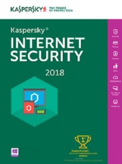 Antivirusni softver: Kaspersky Internet Security 2018 1y 1dev Renewal Box KL1941X5AFS