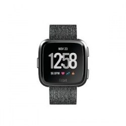 Pametni satovi: Fitbit Versa Smart Watch Special Edition Charcoal FB505BKGY-EU