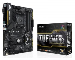 Matične ploče AMD: Asus TUF X470-PLUS GAMING