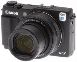 Digitalne kamere: Canon PowerShot G1 X Mark II