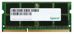 Memorije za notebook-ove: DDR3 4GB 1600MHz SO-DIMM Apacer DS.04G2K.KAM Bulk
