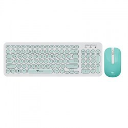 Tastature: PowerLogic JELLYBEAN A2000 W.Mint