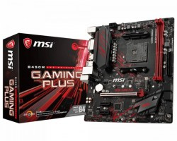 Matične ploče AMD: MSI B450M GAMING PLUS