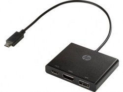 Eksterni adapteri: HP USB-C to HDMI/ USB 3.0/ USB-C 1BG94AA