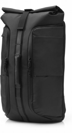 Torbe: HP Pavilon Wayfarer Black backpack 5EE95AA