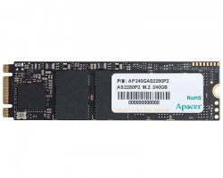 M.2 SSD: Apacer 240GB SSD AS2280P2
