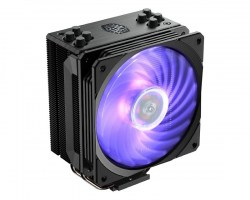 Kuleri: Cooler Master HYPER 212 RGB Black edition RR-212S-20PC-R1