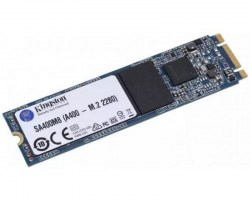 M.2 SSD: Kingston 120GB SSD SA400M8/120G A400