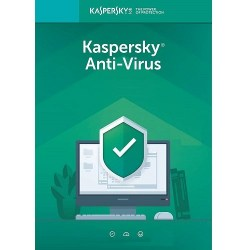 Antivirusni softver: Kaspersky Antivirus 2019 3dev 1Y  Base Box KL1171X5CFS(9)