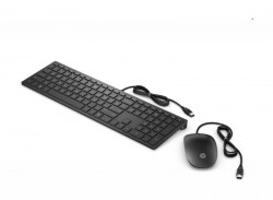 Tastature: HP Pavilion Wired Keyboard and Mouse 400 4CE97AA