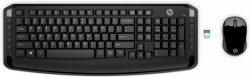 Tastature: HP Wireless Keyboard and Mouse 300 3ML04AA