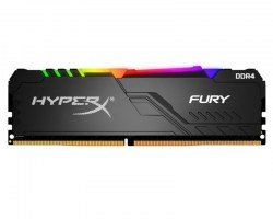 Memorije DDR 4: DDR4 8GB 2400MHz Kingston HX424C15FB3A/8 HyperX Fury RGB