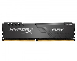 Memorije DDR 4: DDR4 4GB 2666MHz Kingston HX426C16FB3/4 HyperX Fury Black
