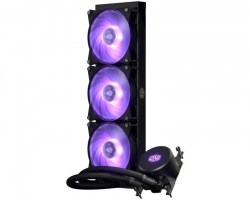 Kuleri: Cooler Master MasterLiquid ML360 RGB TR4 Edition MLX-D36M-A20PC-T1
