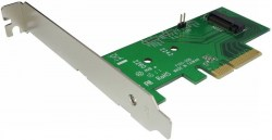 Kontroleri: Rotronic PCIe 3.0 x4 Host Adapter for M.2 PCIe SSD 15.06.2192