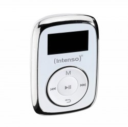 MP3 plejeri: Intenso MP3 Music Mover 8GB bijeli