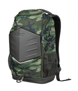 Torbe: Trust GXT 1255 Outlaw 15.6 Gaming Backpack camo