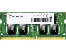 Memorije za notebook-ove: DDR4 4GB 2666MHz SO-DIMM Adata AD4S2666J4G19-R