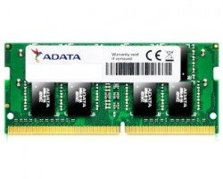 Memorije za notebook-ove: DDR4 8GB 2400MHz SO-DIMM Adata AD4S240038G17-B