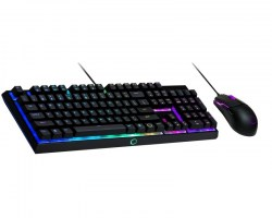 Tastature: COOLER MASTER MS-110 Gaming tastatura + USB miš MS-110-KKMF1-US