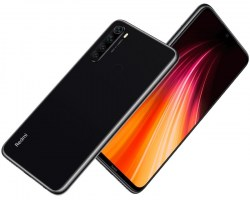Mobilni telefoni: Xiaomi REDMI NOTE 8 4+128 GB BLACK