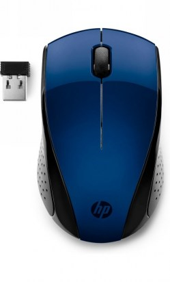 Miševi: HP Wireless Mouse 220 Lumiere Blue 7KX11AA