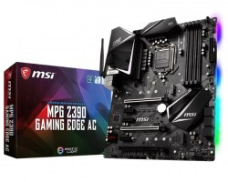 Matične ploče Intel LGA 1151: MSI MPG Z390 GAMING EDGE AC