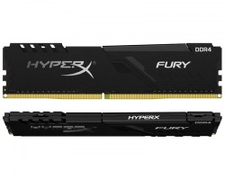Memorije DDR 4: DDR4 32GB 3733MHz Kingston HX437C19FB3K2/32 HyperX Fury Black