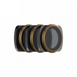 Kamkorderi: PolarPro Osmo Pocket Cinema Series Vivid ND Filters PCKT-CS-VIVID
