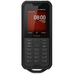 Mobilni telefoni: Nokia 800 Tough DS Black