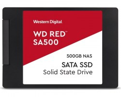 Hard diskovi SSD: WD 500GB SSD S500G1R0A Red