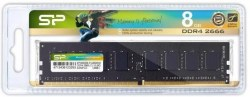 Memorije DDR 4: DDR4 8GB 2666MHz Silicon Power SP008GBLFU266B02