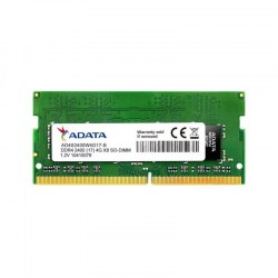 Memorije za notebook-ove: DDR4 4GB 2400MHz SO-DIMM Adata AD4S2400J4G17-B