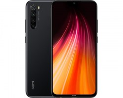 Mobilni telefoni: Xiaomi REDMI NOTE 8 4+64 GB BLACK