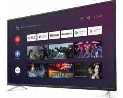 LED televizori: Sharp 40BL2EA 4K UHD Android LED TV