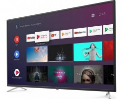 LED televizori: Sharp 65BL3EA 4K Ultra HD Android LED TV