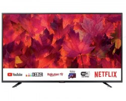 LED televizori: Sharp 55BJ5E 4K Ultra HD Smart LED TV