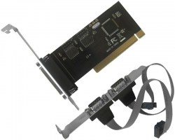Kontroleri: Javtec PCI kontroler 2xSerial + Parallel